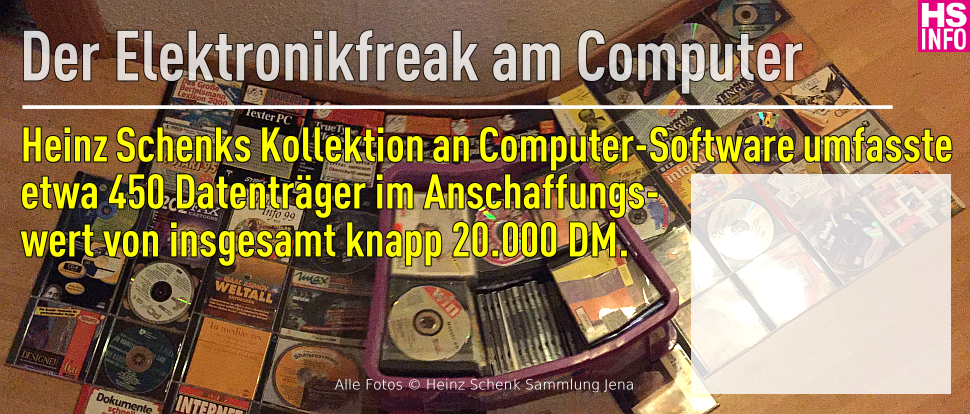 Heinz Schenk Computersoftware